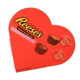 Reeses PB Cups Miniatures Heart