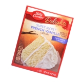 Betty Crocker SuperMoist French Vanilla
