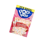 Kelloggs Pop-Tarts frosted Strawberry Milkshake