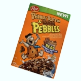 Post Peanut Butter & Cocoa Pebbles Cerealien