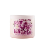Bath & Body Works 3-Docht Pink Petal Tea Cake