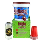 Big Bucket Blue Hawaiian Mixer - Party Pack