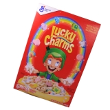 Lucky Charms Cereal with Marshmallows