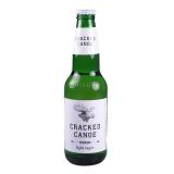 Moosehead Cracked Canoe Beer Flasche
