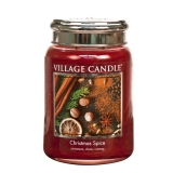 Village Candle Christmas Spice