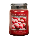 Village Candle Cypress & Iced Currant