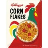 Nostalgic Art Kelloggs Corn Flakes Cornelius Blechschild 30x40 cm