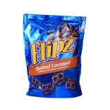 Flipz Salted Caramel Pretzels
