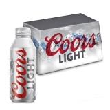 24er Pack Coors Light Premium Beer