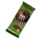 M&Ms Hazelnut Bar