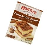 Krusteaz Cinnamon Swirl Cake & Muffin Mix