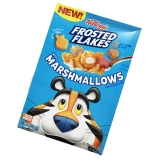 Kelloggs Frosted Flakes with Marshmallows Cerealien