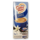 Nestle Coffee Mate French Vanilla 50er Box