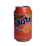 Fanta Orange - USA Ware