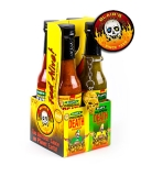 Blairs Hot Sauce 4er Giftset