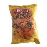 Herrs Bacon Cheddar Curls Large Pack