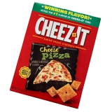 Cheez It Baked Snack Cheese Pizza
