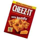 Cheez It Baked Snack Extra Toasty