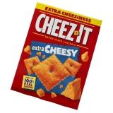 Cheez It Baked Snack Extra Cheesy