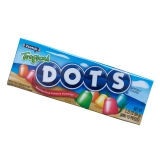Dots Tropical Fruit Flavored Gumdrops