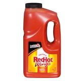 Franks RedHot Wings Buffalo Sauce Gallone