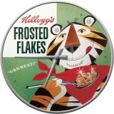 Nostalgic Art Kelloggs Frosted Flakes Tony Tiger Wanduhr