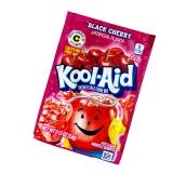 Kool Aid Drink Mix Black Cherry Tüte