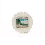Yankee Candle Tart Clean Cotton