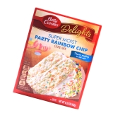 Betty Crocker SuperMoist Party Rainbow Chip Cake