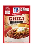 Mc Cormick Original Chili Seasoning Mix