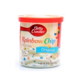 Betty Crocker Rich & Creamy Rainbow Frosting