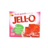 JELLO- Gelatin Dessert Fruit Punch
