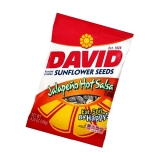 David Sunflower Seed  Jalapeno Hot Salsa