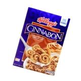 Kelloggs Cinnabon Cereal