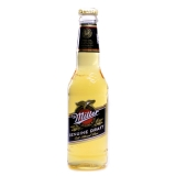 Miller Genuine Draft Beer Flasche