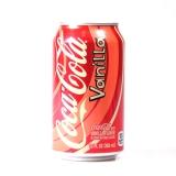 Coca Cola Vanilla - USA Ware