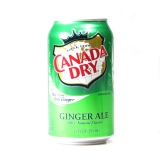 Canada Dry Ginger Ale - USA Ware