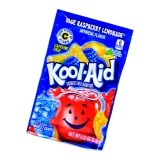 Kool Aid Drink Mix Blue Raspberry Lemonade Tüte
