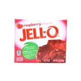 JELLO- Gelatin Dessert Raspberry