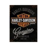 Nostalgic Art Harley-Davidson Genuine Magnet