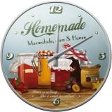 Homemade Marmalade Wanduhr