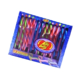 Jelly Belly Candy Canes - Blue Box 12er Pack