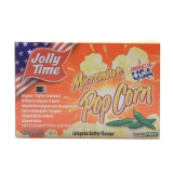Jolly Time M.-  Popcorn Jalapeno Butter