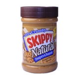 Skippy Peanut Butter - Natural Extra Crunchy