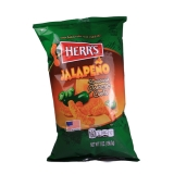 Herrs Jalapeno Cheese Curls Large Pack