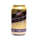 Miller Genuine Draft Beer Dose