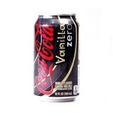 Coca Cola Vanilla Zero - USA Ware