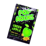 Pop Rocks Crackling Green Apple Candy