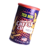 Tesi Crunchy Cheese Curls Corn Snack