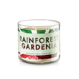 Bath & Body Works 3-Docht Rainforest Gardenia